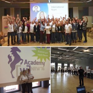 NRW Academy 2016